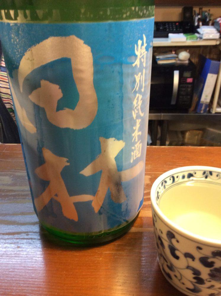 田林,日本酒,特別純米酒